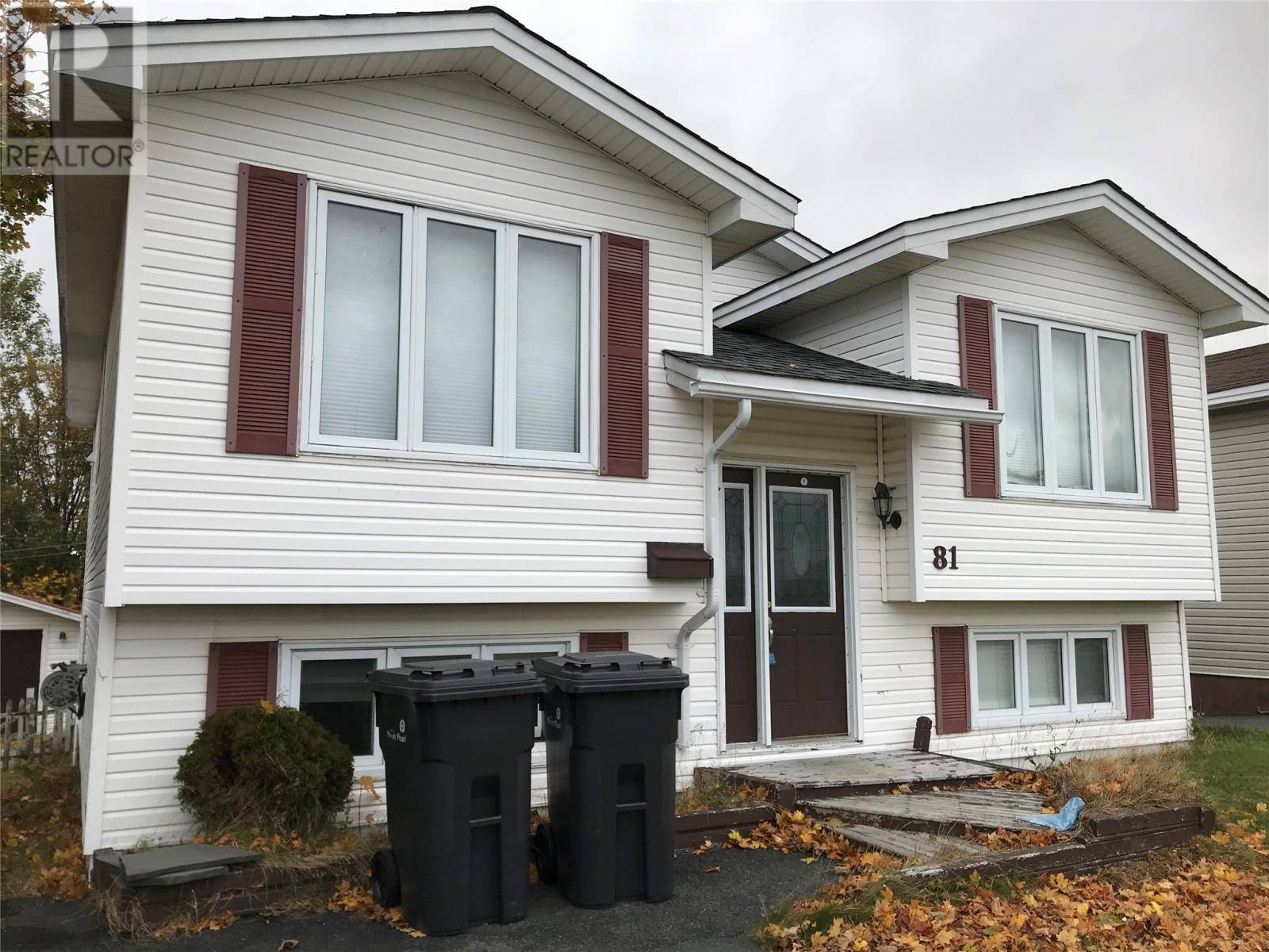 House for sale at 81 Michener Ave Mount Pearl Newfoundland - MLS: 1212371