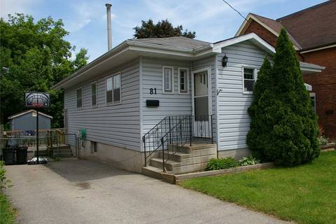 House for sale at 81 Murray St Brantford Ontario - MLS: X4491863