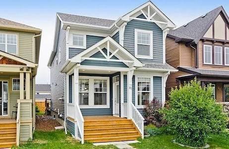 House for sale at 81 New Brighton Ht Southeast Calgary Alberta - MLS: C4274188