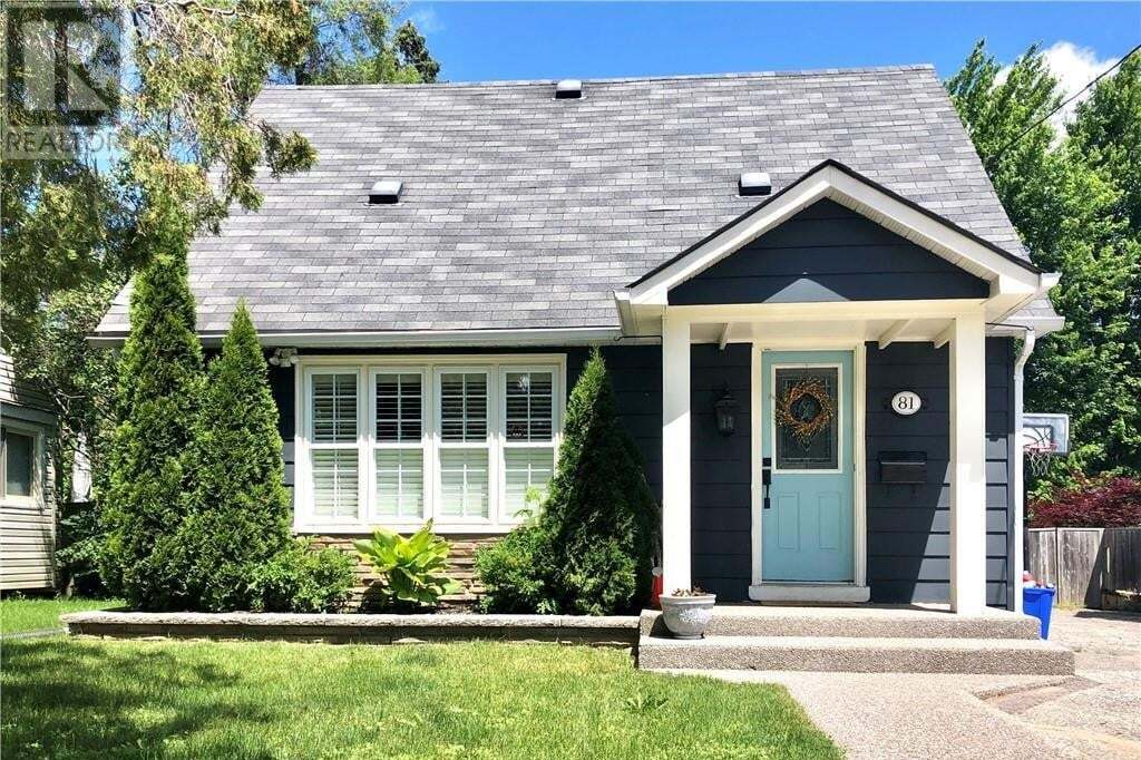 House for rent at 81 Ninth St Collingwood Ontario - MLS: 268003