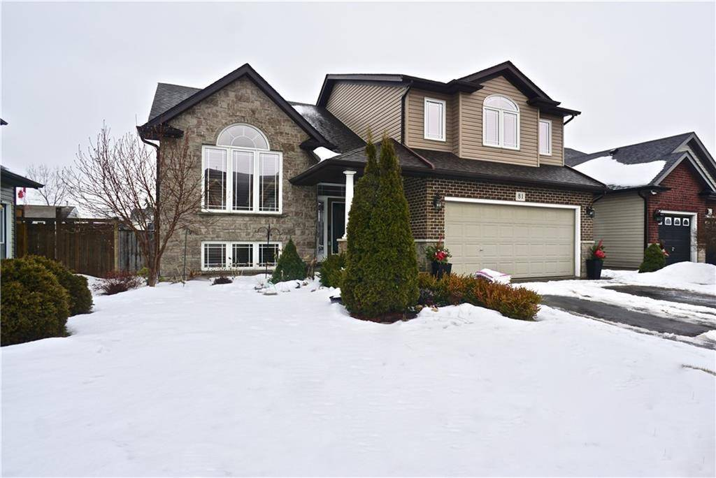 House for sale at 81 Oakdale Blvd West Lincoln Ontario - MLS: 30789738