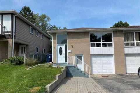 Townhouse for sale at 81 Pettibone Sq Toronto Ontario - MLS: E4906873