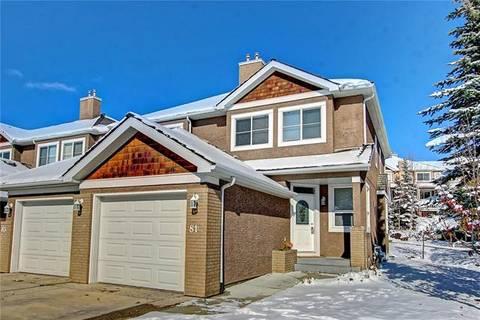 Townhouse for sale at 81 Royal Manr Northwest Calgary Alberta - MLS: C4272328