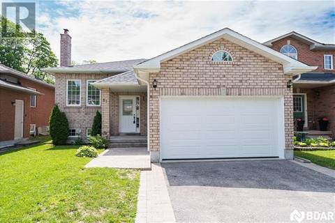 House for sale at 81 Ruffet Dr Barrie Ontario - MLS: 30743059
