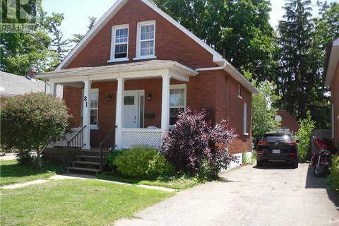 House for sale at 81 Selkirk St Cambridge Ontario - MLS: 30731131