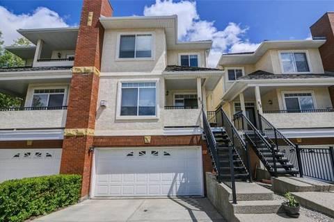 Townhouse for sale at 81 Sierra Morena Landng Southwest Calgary Alberta - MLS: C4257374