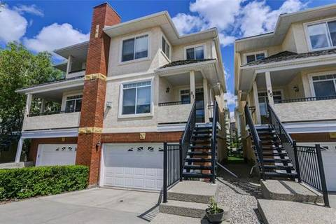 Townhouse for sale at 81 Sierra Morena Landng Southwest Calgary Alberta - MLS: C4278659
