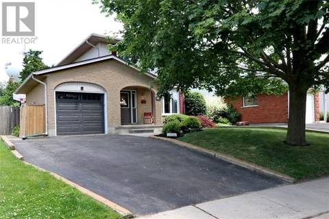 House for sale at 81 Stirling Macgregor Dr Cambridge Ontario - MLS: 30749435