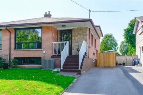 Townhouse for sale at 81 Thistle Down Blvd Toronto Ontario - MLS: W4582694