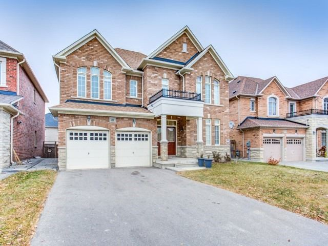 House for sale at 81 Thornhill Ravines Crescent Vaughan Ontario - MLS: N4325918