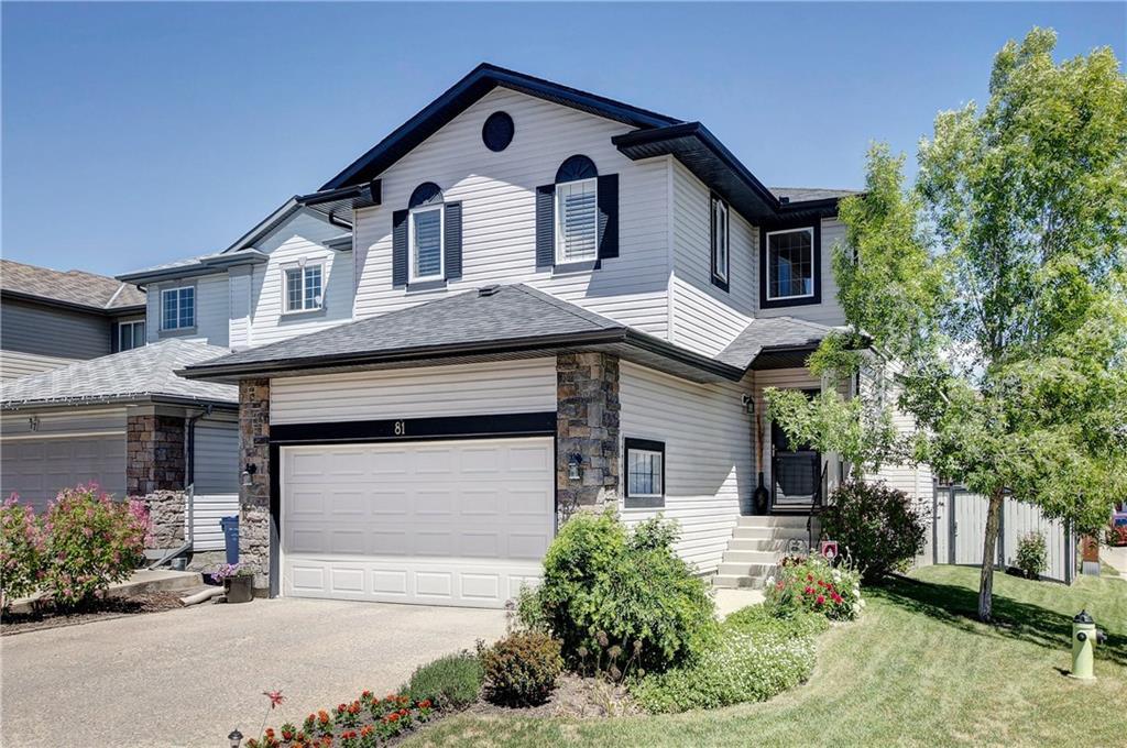 Sold: 81 Tuscany Ravine Crescent Northwest, Calgary, AB
