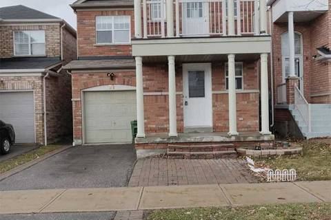 House for sale at 81 Vessel Cres Toronto Ontario - MLS: E4727825