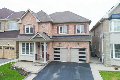 House for sale at 81 Watsonbrook Dr Brampton Ontario - MLS: W4495702