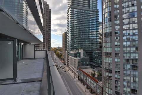 Apartment for rent at 11 Wellesley St Unit 810 Toronto Ontario - MLS: C4957625