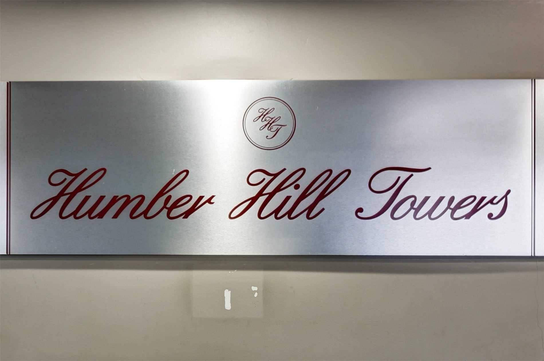Humber Hill Towers Condos: 15 La Rose Avenue, Toronto, ON