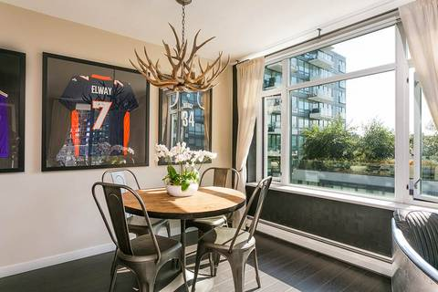 Condo for sale at 168 1st Ave W Unit 810 Vancouver British Columbia - MLS: R2409441
