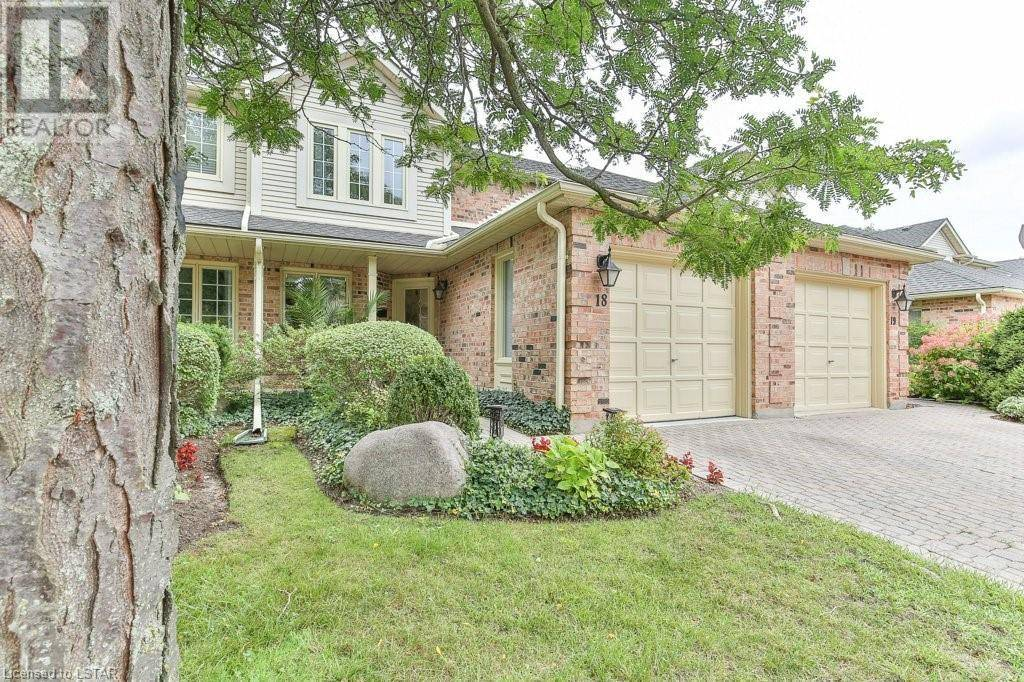Townhouse for sale at 18 Maitland St Unit 810 London Ontario - MLS: 218329