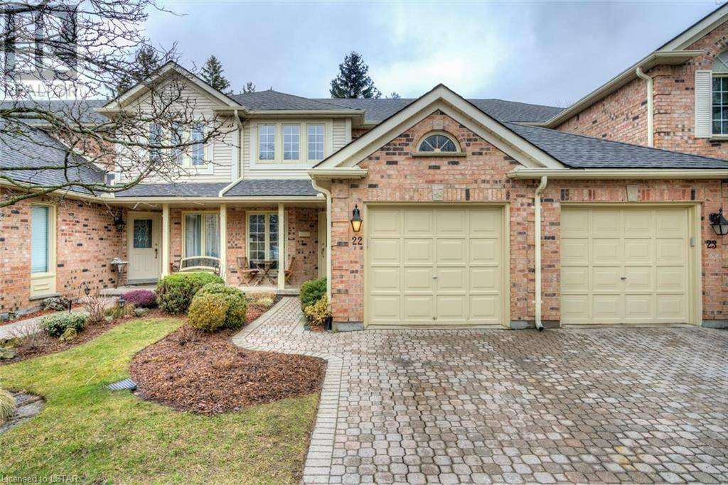 Townhouse for sale at 22 Maitland St Unit 810 London Ontario - MLS: 252318