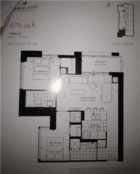 Apartment for rent at 275 Yorkland Rd Unit 810 Toronto Ontario - MLS: C4516109