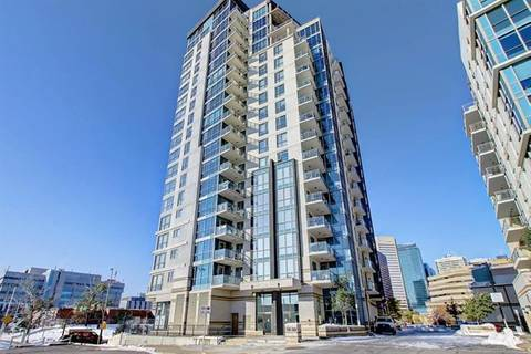 Condo for sale at 325 3 St Southeast Unit 810 Calgary Alberta - MLS: C4289892
