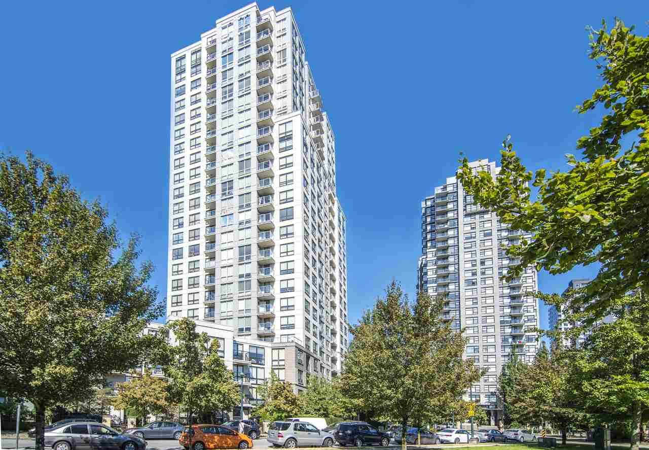 Sold: 810 - 3663 Crowley Drive, Vancouver, BC