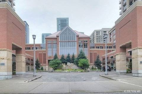 Condo for sale at 4080 Living Arts Dr Unit 810 Mississauga Ontario - MLS: W4453101