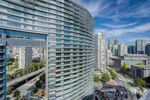 Condo for sale at 89 Nelson St Unit 810 Vancouver British Columbia - MLS: R2411656
