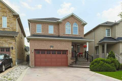 House for sale at 810 Brass Winds Pl Mississauga Ontario - MLS: W4895545