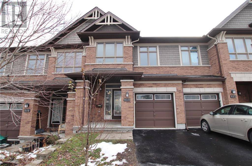 Townhouse for rent at 810 Fletcher Circ Ottawa Ontario - MLS: 1175313