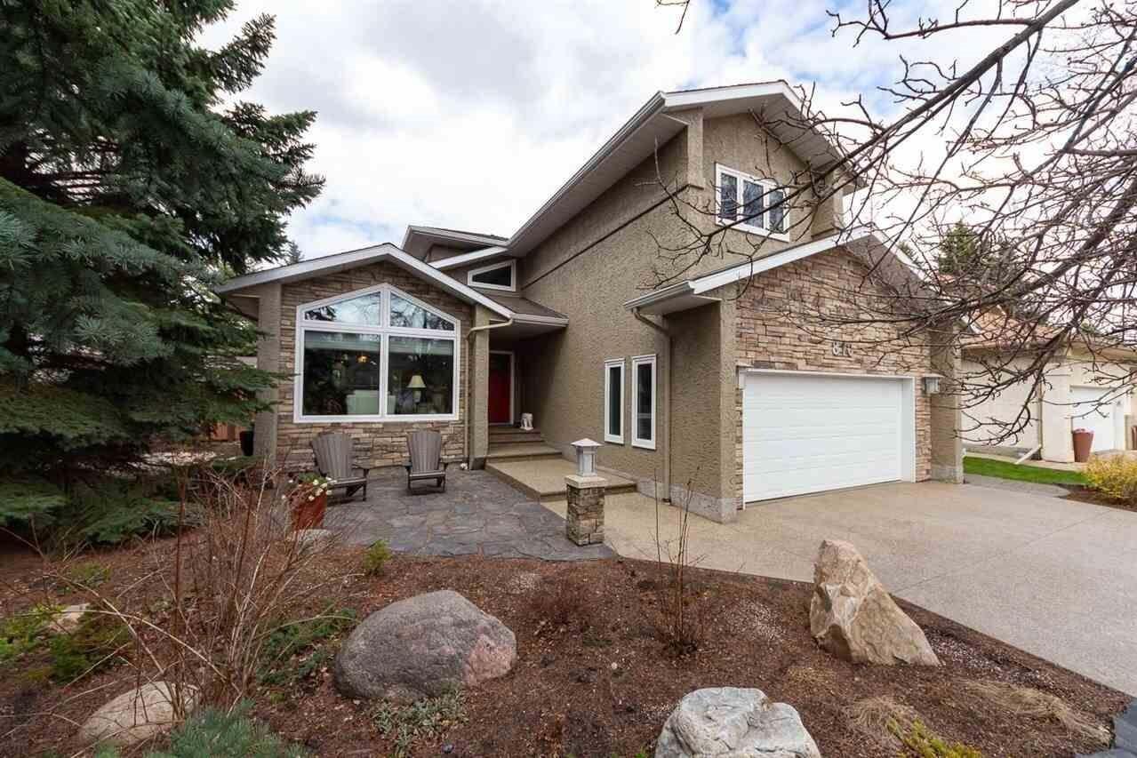 House for sale at 810 Hepburn Av NW Edmonton Alberta - MLS: E4197294