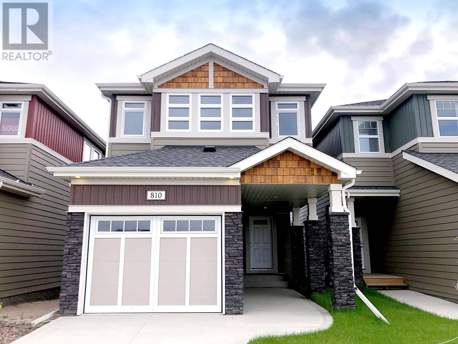 House for sale at 810 Kensington Blvd Saskatoon Saskatchewan - MLS: SK782997