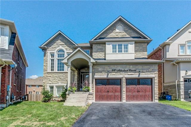 For Sale: 810 Miltonbrook Crescent, Milton, ON | 5 Bed, 3 Bath House for $1,500,000. See 20 photos!