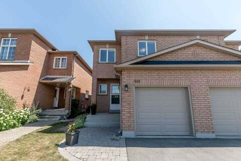 Townhouse for sale at 810 Pucks Pl Newmarket Ontario - MLS: N4821114