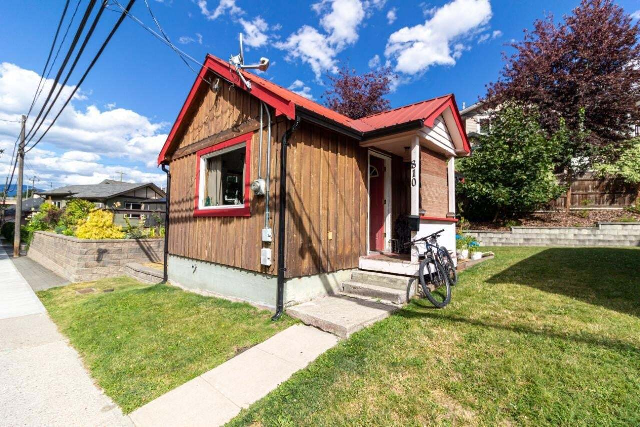 House for sale at 810 Second Street  Nelson British Columbia - MLS: 2453780
