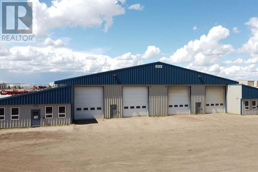 Commercial property for lease at 8102 105 St Rural Grande Prairie No. 1, County Of Alberta - MLS: A1003306