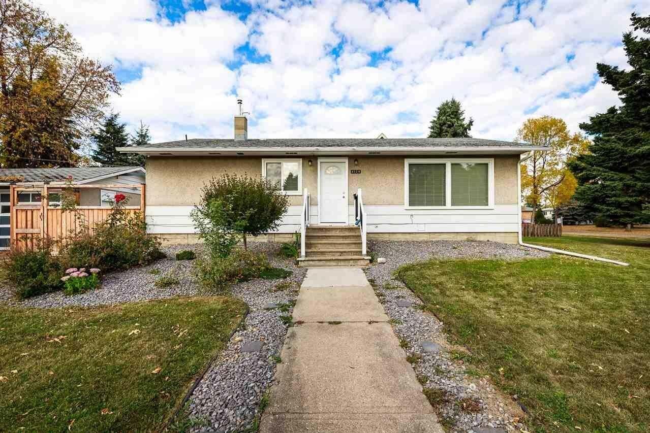 House for sale at 8104 124 Av NW Edmonton Alberta - MLS: E4216518