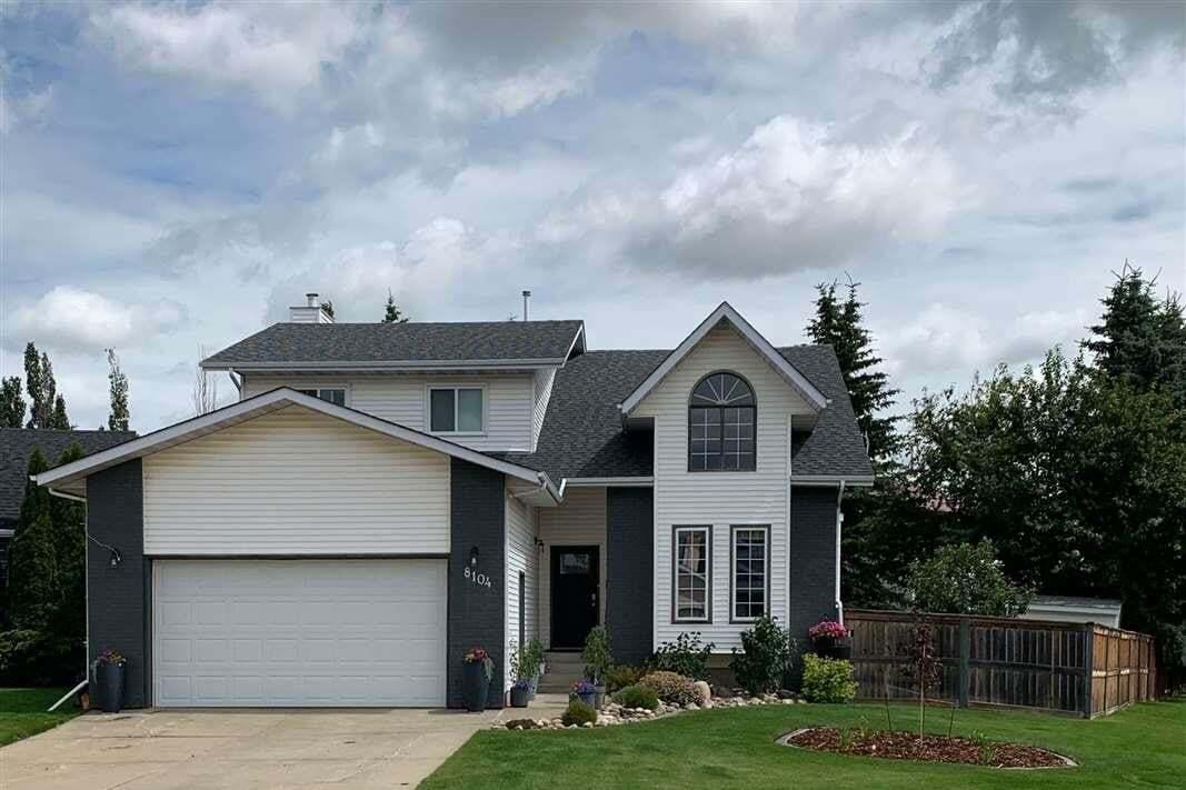 House for sale at 8104 155 Av NW Edmonton Alberta - MLS: E4206845