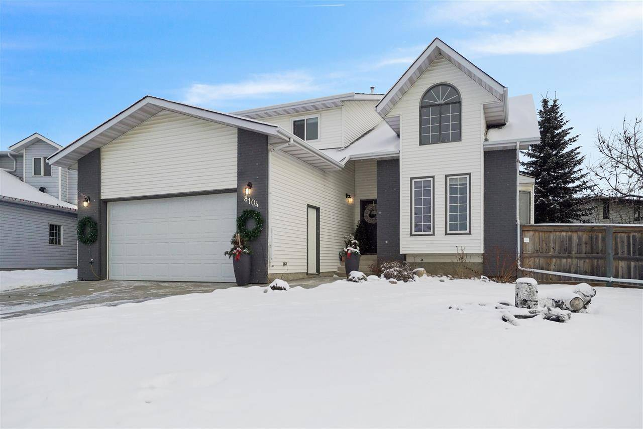 House for sale at 8104 155 Ave Nw Edmonton Alberta - MLS: E4184119