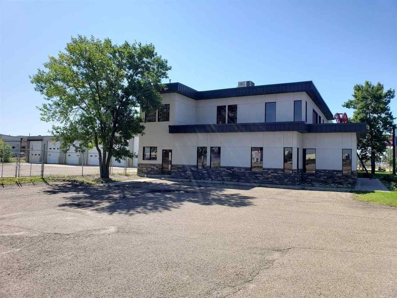 Commercial property for lease at 8105 50 St Nw Edmonton Alberta - MLS: E4166935