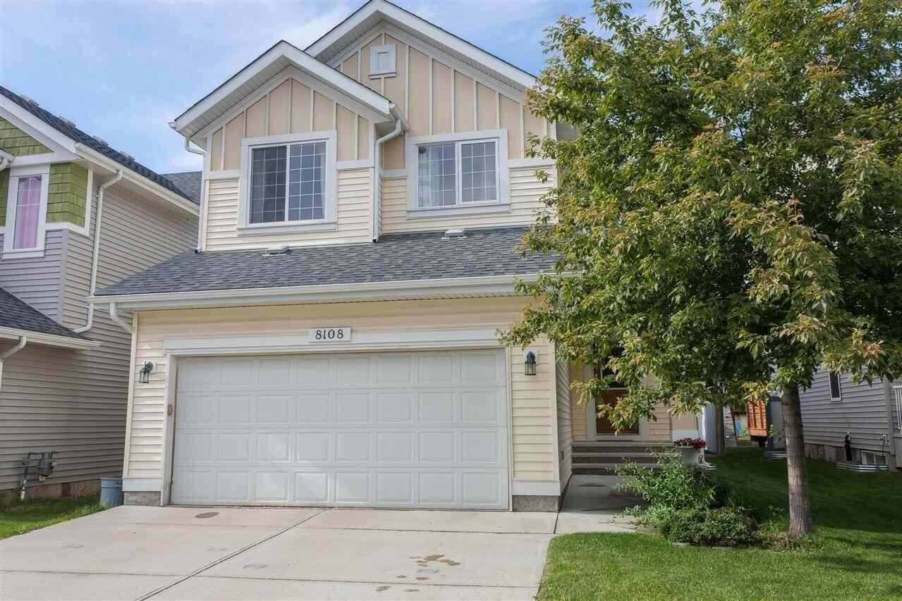 House for sale at 8108 16a Av SW Edmonton Alberta - MLS: E4214452