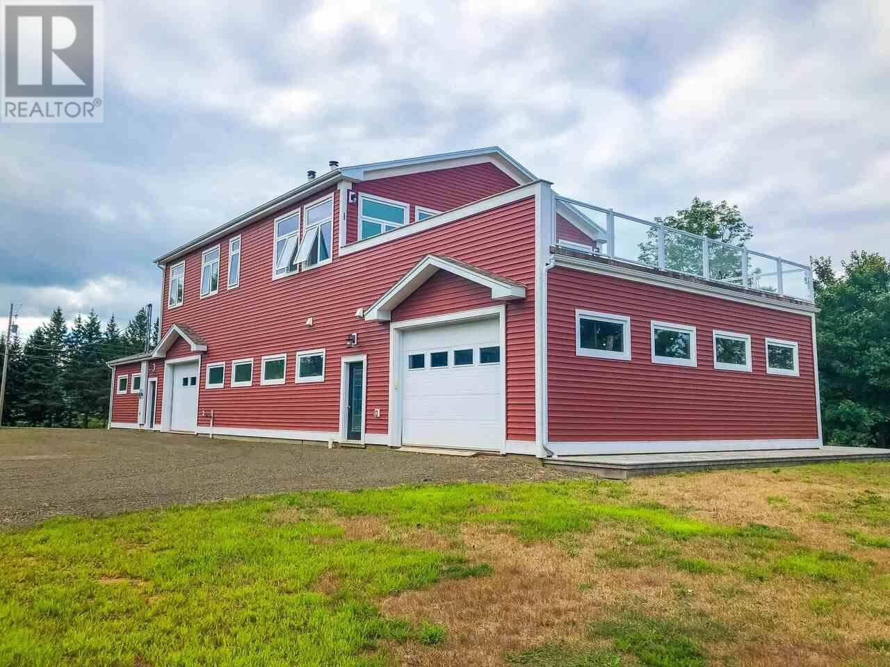 Commercial property for sale at 8109 221 Hy Centreville Nova Scotia - MLS: 201920759