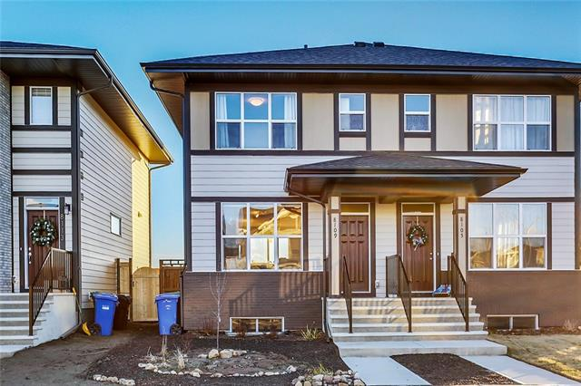 For Sale: 8109 Masters Boulevard Southeast, Calgary, AB | 2 Bed, 3 Bath Townhouse for $359,900. See 14 photos!