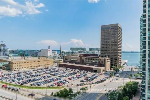 Apartment for rent at 18 Yonge St Unit 811 Toronto Ontario - MLS: C4521165