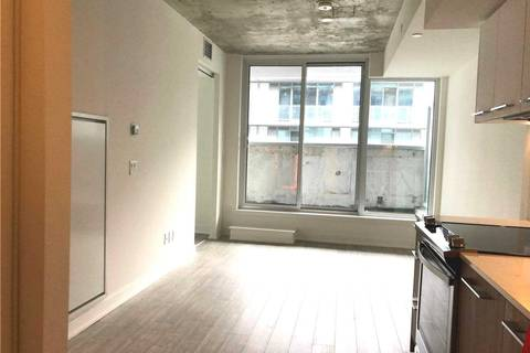 Apartment for rent at 30 Baseball Pl Unit 811 Toronto Ontario - MLS: E4716395