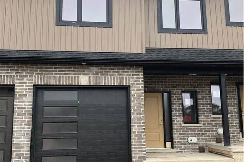 Townhouse for rent at 54 Sarnia Rd Unit 811 London Ontario - MLS: 194422