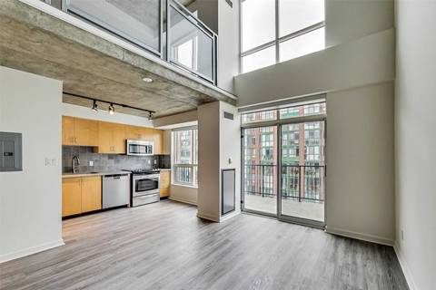 Condo for sale at 800 King St Unit 811 Toronto Ontario - MLS: C4736601