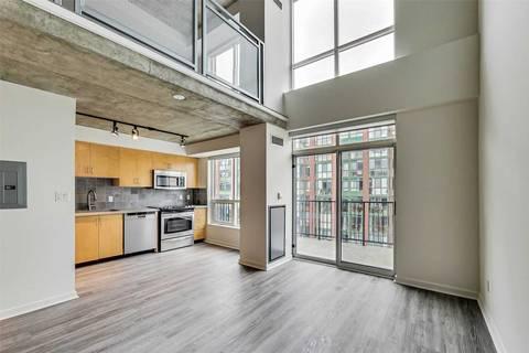 Condo for sale at 800 King St Unit 811 Toronto Ontario - MLS: C4736601