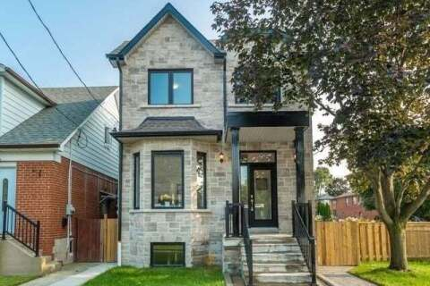 House for sale at 811 Cosburn Ave Toronto Ontario - MLS: E4854853