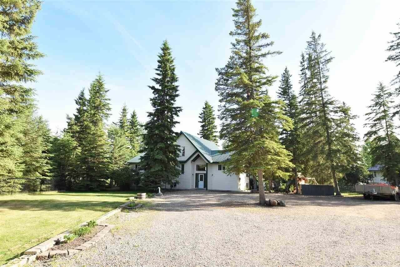 House for sale at 811 Oldtimer's Dr Rural Athabasca County Alberta - MLS: E4160014