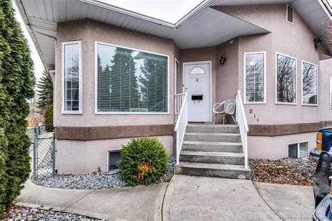 Townhouse for sale at 811 Patterson Ave Kelowna British Columbia - MLS: 10179755